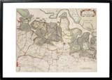 Zeeland - Kaart van de vier ambachten_4