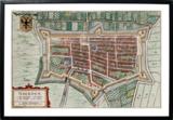 Naarden - Oude kaart van Blaeu_4