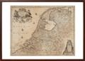 Nederland-Belgica-Foedrati-Zwart-wit